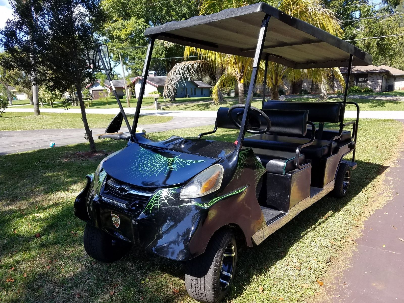 Everything new melex custom electric golf cart for sale for Motorized carts for sale