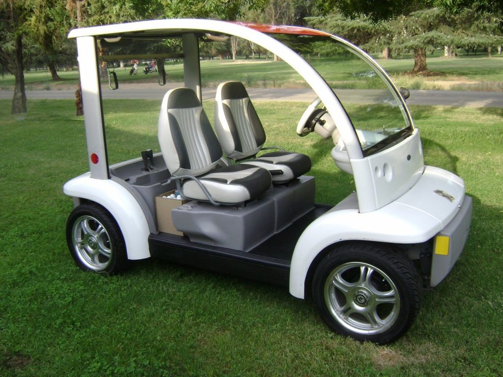 Ford Think Stretch Golf Cart For Sale