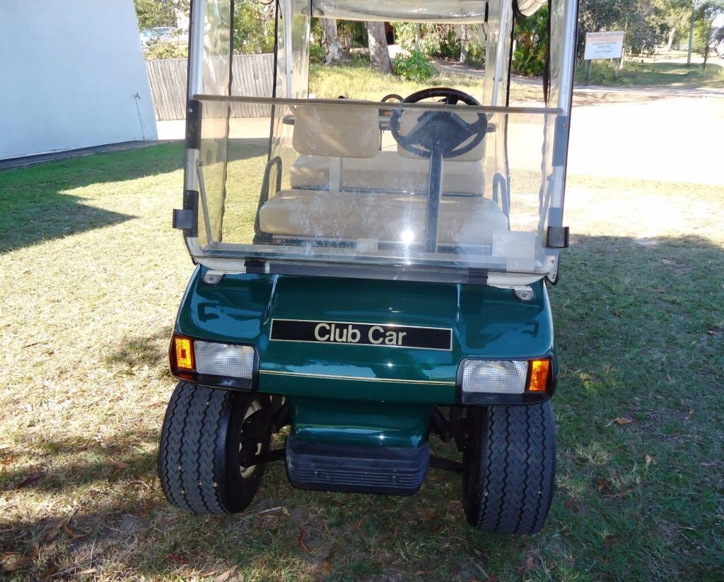 Golf Buggy Cart 99 Club Car Ds 4 Seater For Sale