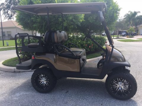 Like New 2012 Club Car Precedent Custom Golf Cart for sale