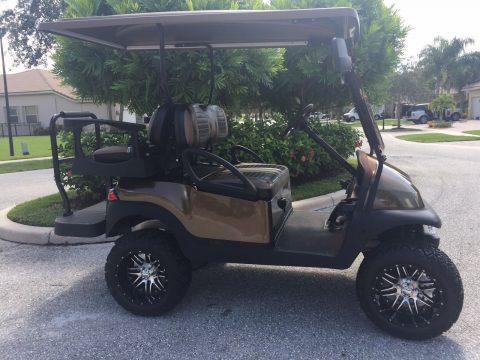 Like New 2012 Club Car Precedent Custom Golf Cart for sale