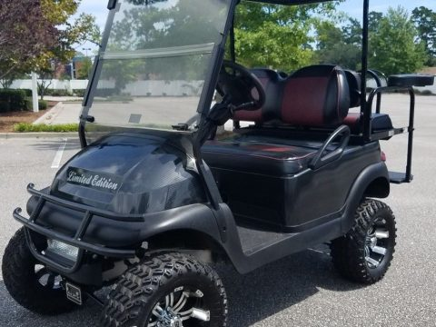 limited edition 2012 Club Car Precedent Golf Cart for sale