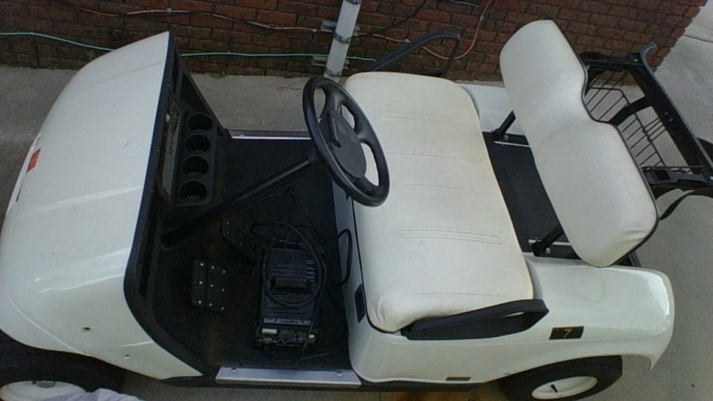 Needs batteries 2011 EZ GO golf cart