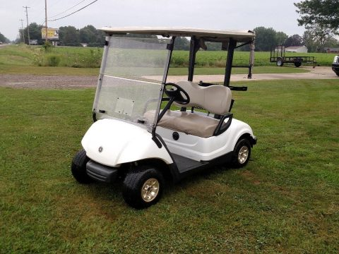 Pretty good shape 2011 Yamaha Drive G29 Electric golf cart for sale