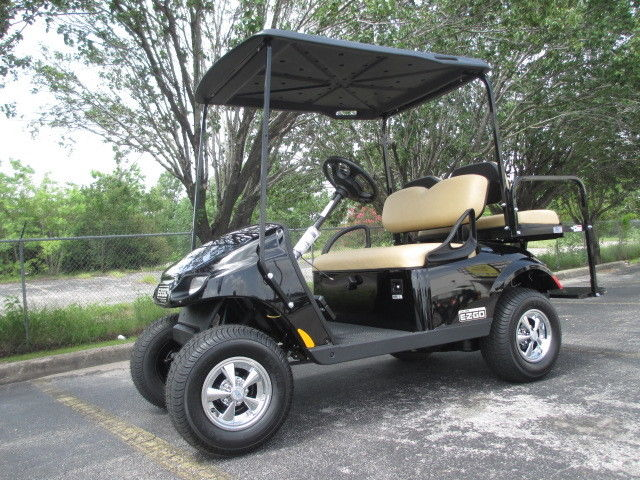 brand new 2017 EZGO golf cart