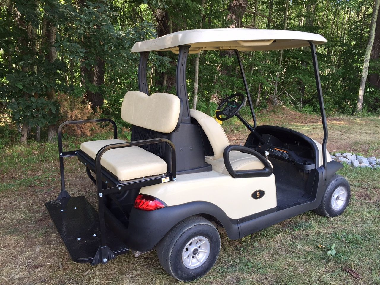 Electric 2014 Club Car Precedent Golf Cart For Sale
