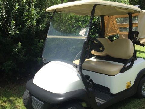 great condition 2016 CLUB CAR PRECEDENT 48 VOLT ELECTRIC GOLF CART for sale