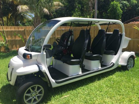 limousine 2015 GEM E6 Golf Car for sale