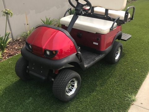 New 2017 Cricket 2 Mini Golf Cart 36V for sale