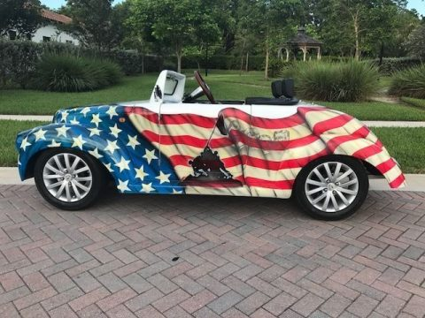 strong motor 2017 acg 39 roadster Golf Cart for sale