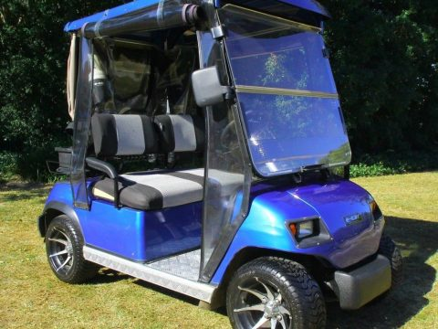all the extras 2013 Ecar AC Power Golf Cart for sale
