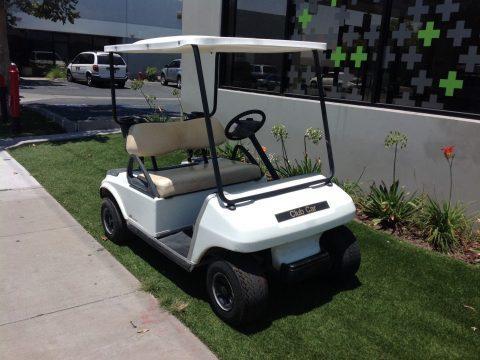 drives good 2007 Club car golf cart 48 volt for sale