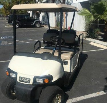 drives good 2010 EZGO rxv golf cart 48 volt for sale
