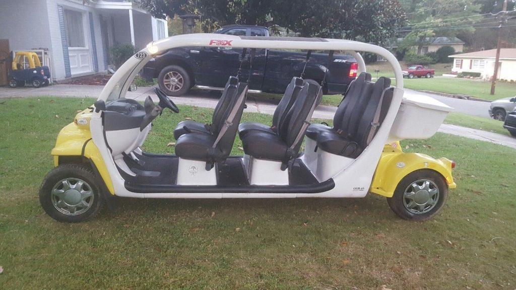 Polaris Gem For Sale >> great shape 2009 GEM CAR E6 NEW BATTERIES golf cart for sale