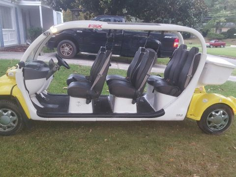 great shape 2009 GEM CAR E6 NEW BATTERIES golf cart for sale