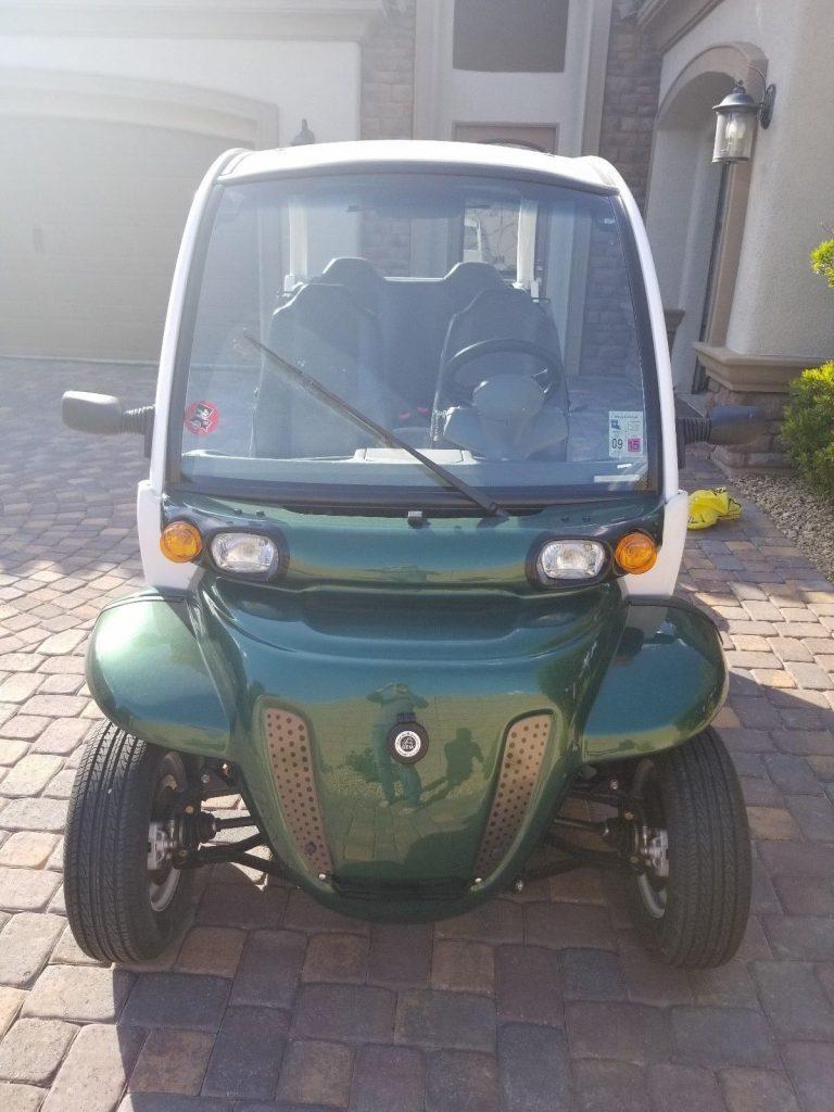 Polaris Gem For Sale >> immaculate 2011 GEM E4 Polaris golf cart for sale