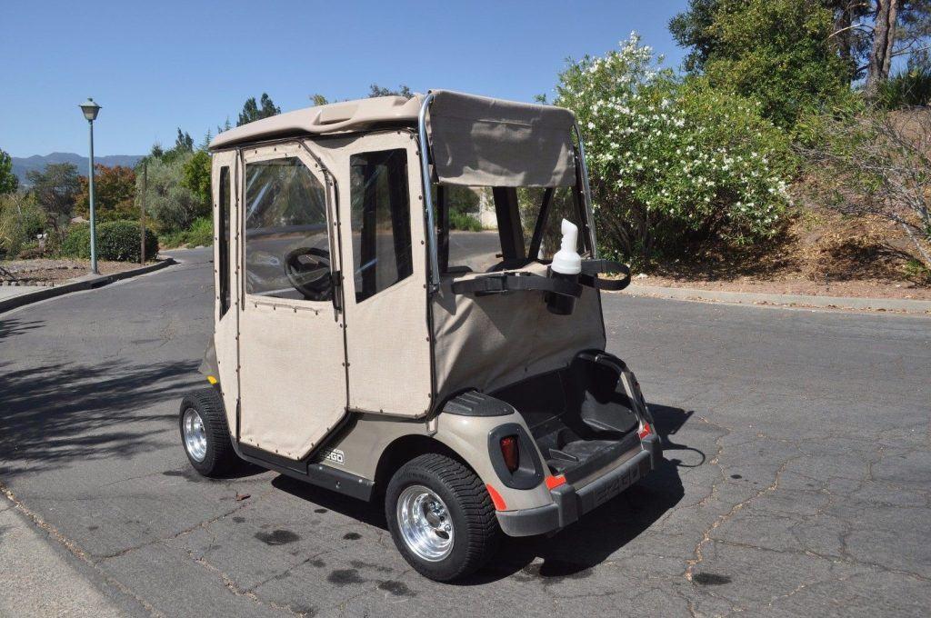 new batteries 2011 EZ GO golf cart