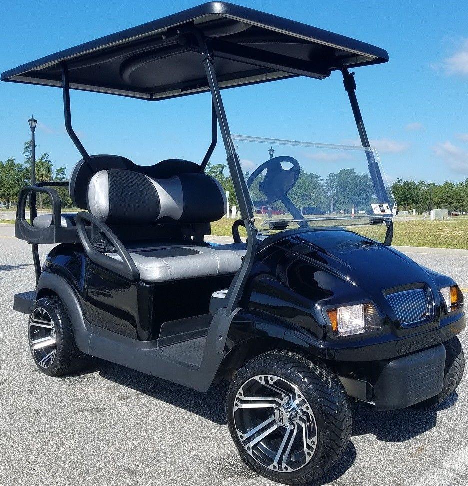 Golf Carts Myrtle Beach >> new batteries 2013 Club Car Precedent 48 volt Golf Cart for sale