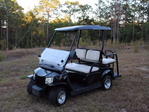 new motor 2007 Tomberlin Emerge golf cart for sale
