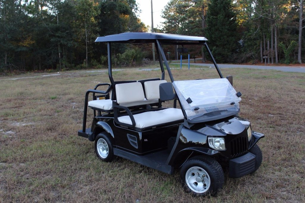 new motor 2007 Tomberlin Emerge golf cart