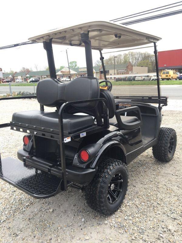 new paint 2011 Yamaha golf cart