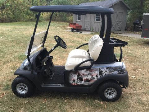 sharp cart 2012 Club Car Precedent golf cart for sale