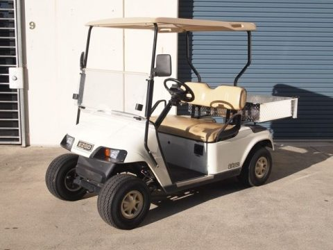 very tidy 2011 EZ GO Utility 48 volt golf cart for sale