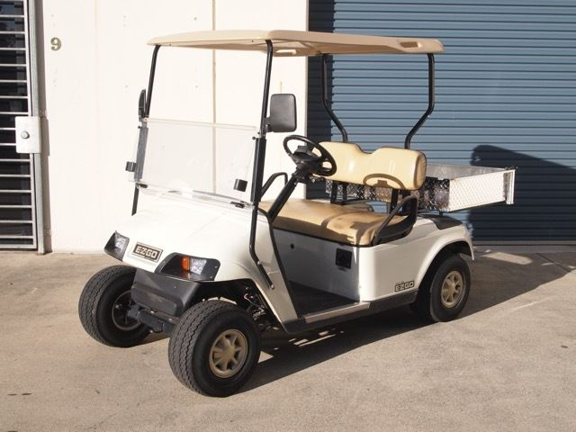 very tidy 2011 EZ GO Utility 48 volt golf cart