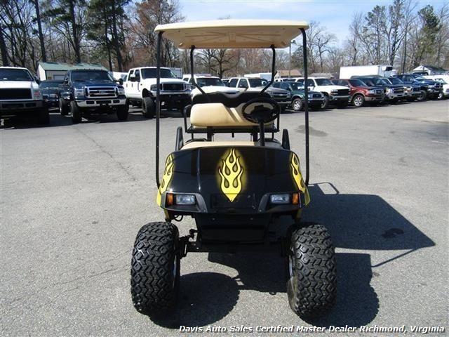 Custom Lifted 2006 EZGO Electric 36V Golf Cart