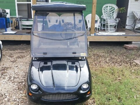 Customized Jaguar 2015 Club Car golf cart for sale