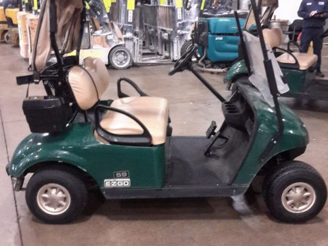 electric 2015 EZGO Two Passenger Golf Cart for sale
