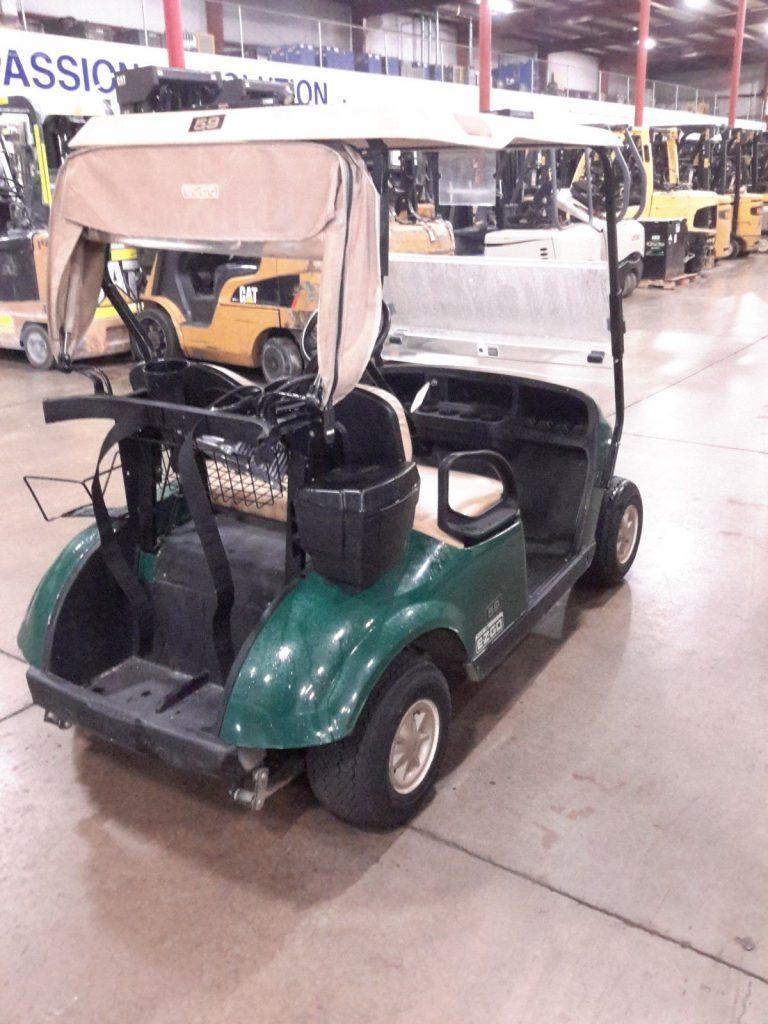 electric 2015 EZGO Two Passenger Golf Cart