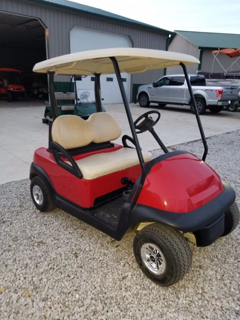 extra charger 2004 Club Car Precedent 48 Volt Golf Cart