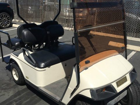 great shape 2002 EZGO Street 4 Passenger golf cart for sale