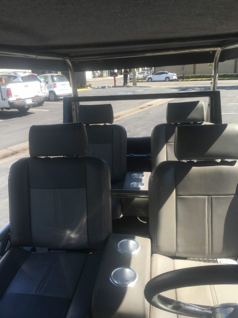 hummer limo 2015 Acg Golf Cart