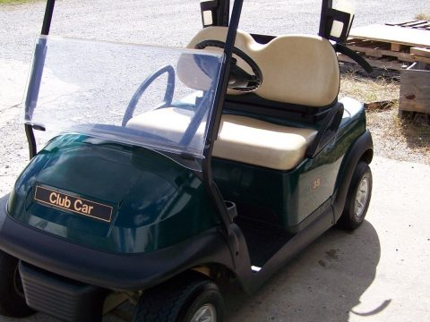 minor dents 2015 Club Car Precedent golf cart for sale