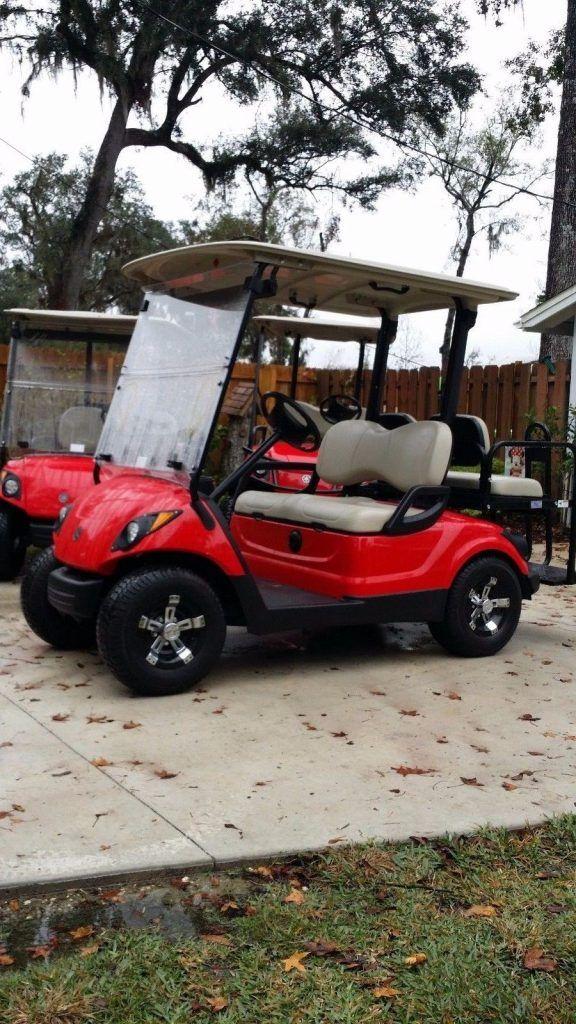 brand new motor 2014 Yamaha golf cart