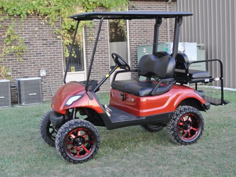custom 2014 Yamaha GOLF CART for sale