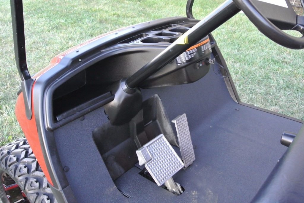 custom 2014 Yamaha GOLF CART