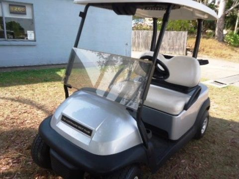 excellent 2013 Club Car Precedent 48 Volt golf cart for sale