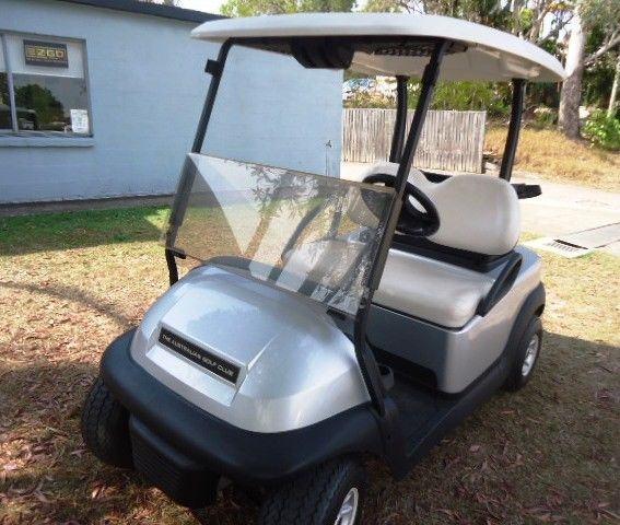 excellent 2013 Club Car Precedent 48 Volt golf cart