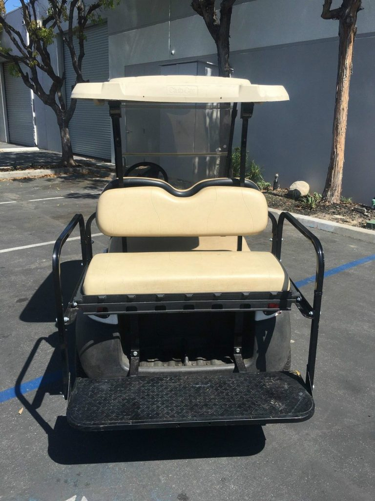 good condition 2013 Club Car Precedent golf cart