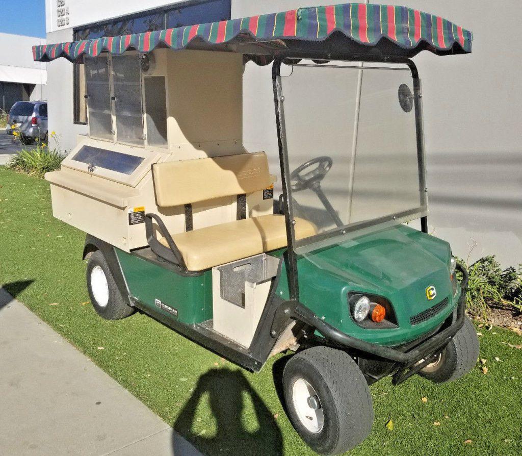 good condition 2013 EZGO Gas golf cart