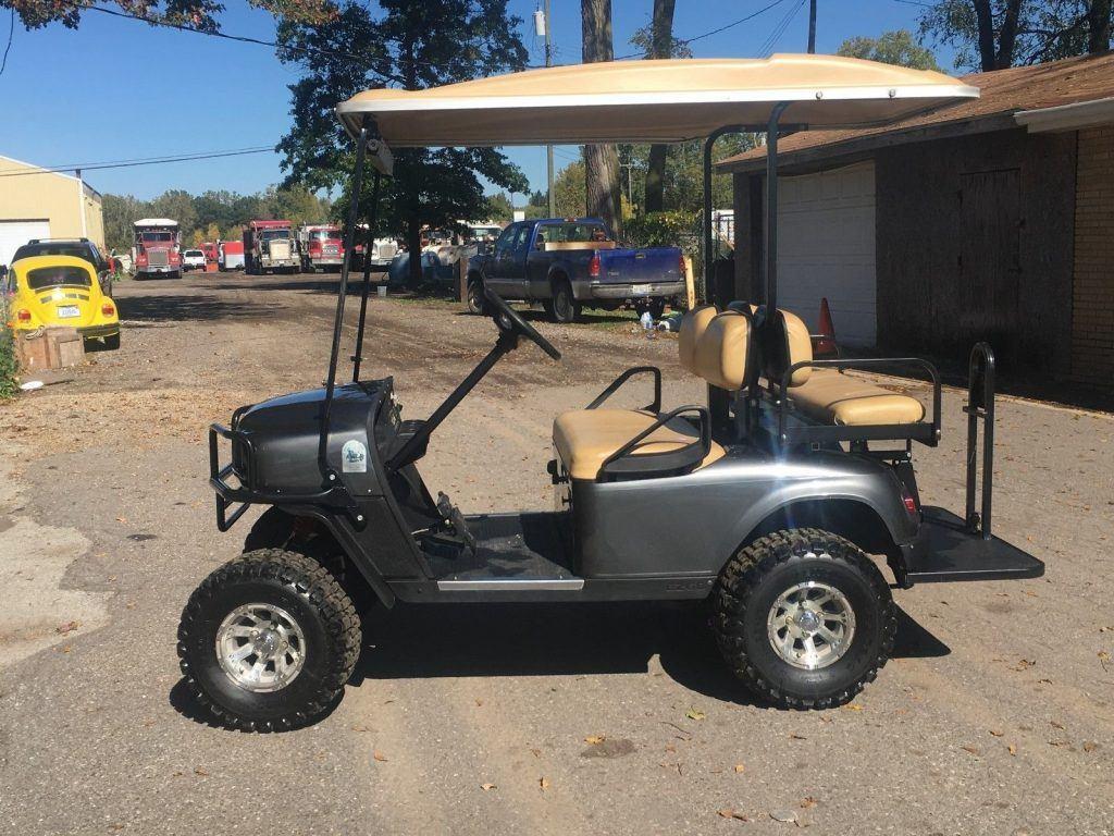 lift kit 2013 EZGO Golf Cart