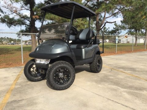 lifted 2014 Club Car Precedent golf cart for sale