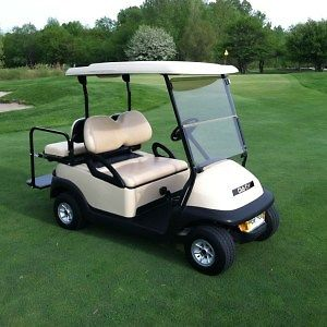 new rear seat 2014 Club Car Precedent golf cart for sale