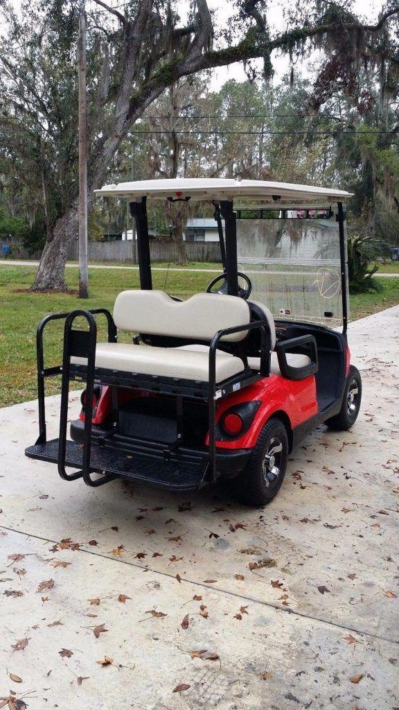 Refurbished 2013 Yamaha golf cart