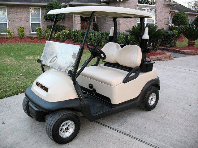 very nice  2014 Club Car Precedent golf cart 48 volt