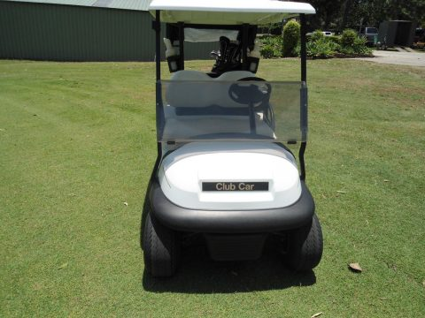 excellent condition 2012 Club Car Precedent 48 volt Golf Cart for sale