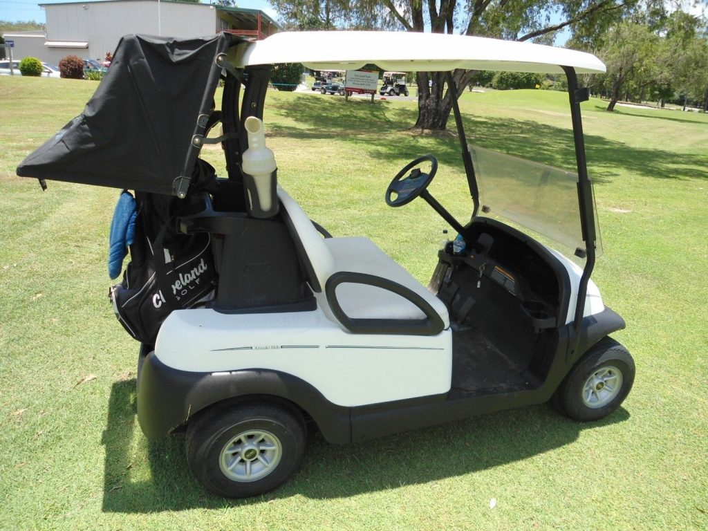 excellent condition 2012 Club Car Precedent 48 volt Golf Cart
